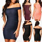 Fashion Women Summer Bandage Bodycon Evening Sexy Party Cocktail Mini Club Dress