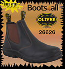 OLIVER Work Boots EASY ESCAPE Style Slip On Non Steel Toe 26626 ON SALE!