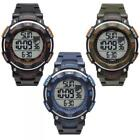 Orologio Uomo DIADORA OUTDOOR GEAR Digitale Chrono Silicone Timer Dual Time