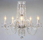Crystal Chandelier Lighting Authentic French Style Glass NEW! European Light