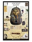 Dorling Kindersley Gloss Black Framed Ancient Egypt Maxi Poster 61x91.5cm