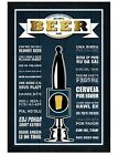 Black Wooden Framed Can I Have A Beer Please? Maxi Poster 61x91.5cm