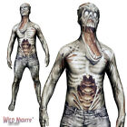 MENS THE ZOMBIE MORPHSUIT HALLOWEEN FANCY DRESS COSTUME