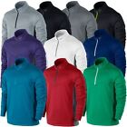 2015 Nike Therma-Fit 1/2 Fermeture éclair Hommes Performance Pull Golf Cover-Up