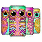 HEAD CASE DESIGNS OWLS ILLUSTRATED HARD BACK CASE FOR APPLE iPHONE 3GS