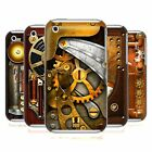HEAD CASE DESIGNS STEAMPUNK HARD BACK CASE FOR APPLE iPHONE 3GS