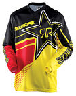 MSR Yellow/Black/Red Rockstar Energy Dirt Bike Jersey 2015 MX ATV