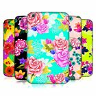 HEAD CASE DESIGNS PAINTED FLOWERS CASE FOR SAMSUNG GALAXY TAB 3 8.0 T310