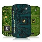 HEAD CASE DESIGNS CIRCUIT BOARDS HARD BACK CASE FOR BLACKBERRY BOLD TOUCH 9900