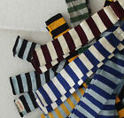 Square end tie Vintage FOUR IN HAND teddy boy 1910s 1920s 1930s SHOP SOILED