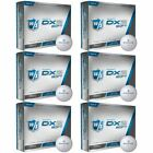 2015 Ladies Wilson Staff DX2 Soft Distance Womens Golf Balls -Dozen(12Balls)