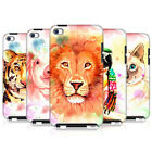 HEAD CASE DESIGNS WATERCOLOURED ANIMALS CASE FOR APPLE iPOD TOUCH 4G 4TH GEN