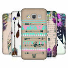 HEAD CASE DESIGNS LOVE FEATHERS CASE FOR SAMSUNG GALAXY A3 3G A300H DUOS
