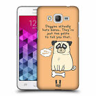 HEAD CASE DESIGNS SECRET LIFE CASE FOR SAMSUNG GALAXY GRAND PRIME 3G DUOS