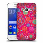 HEAD CASE DESIGNS PSYCHEDELIC PAISLEY BACK CASE FOR SAMSUNG GALAXY ACE 4 G313H
