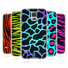 HEAD CASE MAD PRINTS SERIES 1 SILICONE GEL CASE FOR SAMSUNG GALAXY S5