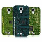 HEAD CASE CIRCUIT BOARDS SILICONE GEL CASE FOR SAMSUNG GALAXY S4 I9500