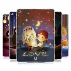 HEAD CASE AGLOW WITH LOVE SILICONE GEL CASE FOR APPLE iPAD AIR 2