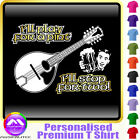 Mandolin Play For A Pint - Personalised Music T Shirt 5yrs-6XL MusicaliTee 2