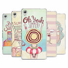 HEAD CASE MY KIND OF SUMMER SILICONE GEL CASE FOR SONY XPERIA Z3