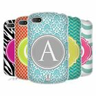 HEAD CASE LETTER CASES SILICONE GEL CASE FOR BLACKBERRY Q10