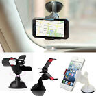Universal 360°Rotating Car Windshield Mount Bracket Holder Stand For CELL Phone