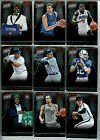2014 Panini National VIP Red #/200 YOU PICK Jeter Ryan Luck Ripken Nowitzki +