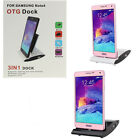 3IN1 OTG Dock Battery Charger Cradle For Samsung Galaxy Note 4 N9100 Hottest