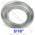 5/16 INCH ALUMINIUM PILOT TUBE / TUBING USED FOR GAS APPLIANCES - CHOOSE LENGTH