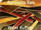 REMNANTS SALE: TWO Pounds of 8-10oz BUFFALO LEATHER PIECES (NO Returns)