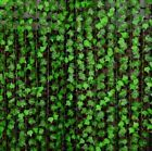 Artificial Ivy Leaf Garland Plant Vine Fake Foliage Flowers Home Decor 2.5/2m