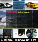 "WIDE:40""/VLT 20% Black Solar Film/Tint/Window/Glass/1PLY Normal/Privacy/Roll/"