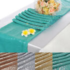 "11""*68"" Sequin Table Runner Catering Wedding Party Banquet Decoration Colors"