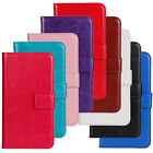 Colorful Magnetic Wallet Leather Case Cover Holder For NOKIA Lumia 520 Hottest
