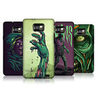HEAD CASE ZOMBIES CASE FÜR SAMSUNG GALAXY S2 II I9100