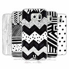 HEAD CASE BLACK AND WHITE DOODLE PATTERNS GEL CASE FOR SAMSUNG GALAXY S6 G920