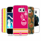 HEAD CASE MIX CHRISTMAS SILICONE GEL CASE FOR SAMSUNG GALAXY S6 G920