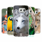HEAD CASE FAMOUS ANIMALS SILICONE GEL CASE FOR SAMSUNG GALAXY S6 G920