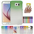 Stylish Ultra Slim 3D Raindrop Crystal Hard Case Cover for Samsung Galaxy S6 R1