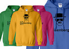 Heisenberg Unisex Sweatshirt 80s Retro Breaking Bad tv show fan  Hoodie S-3XL