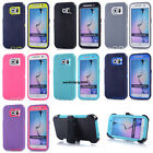 for Samsung Galaxy S6 G9200 Heavy Duty Shockproof Dirtproof Defender Case Cover