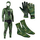 Mares Package Camo Green 3,5mm Boots + Gloves 06DE