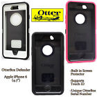 """NEW Otterbox Defender Series Case for Apple iPhone 6 4.7"""" Black Grey White Pink"""