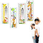 Внешний вид - New Kid's Child Cute Animal Growth Height Measure Chart 1.7M Wall Sticker Decal