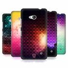 HEAD CASE DESIGNS PRINTED STUDDED OMBRE HARD BACK CASE FOR NOKIA LUMIA 640