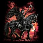 NEU  Fantasy Biker Chopper Gothic T-Shirt Reaper Angel Death Rider S - 6XL