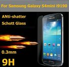 Shatterproof Tempered Glass Screen Protector For Samsung GalaxyS3miniS4miniS5min