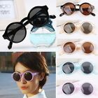 New Fashion Women Vintage Retro Round Circle Frame Round Style Sunglasses