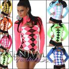 NEW SEXY WOMENS DESIGNER TOP S M L XL LADIES CLUBBING SHIRT shop online CLUBWEAR