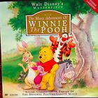 The Many Adventures Of Winnie The Pooh - Disney  Laserdisc Buy 6 - free shipping